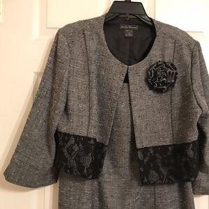 Dress and jacket